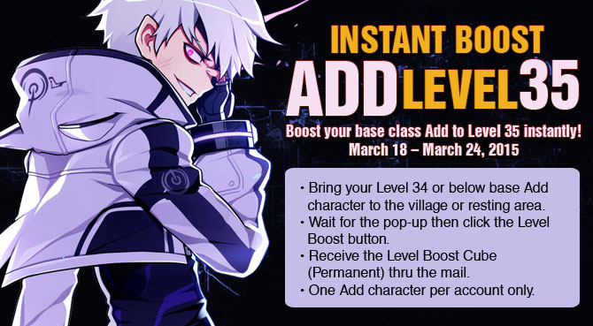 Time Tracer Instant Boost Add Level 35